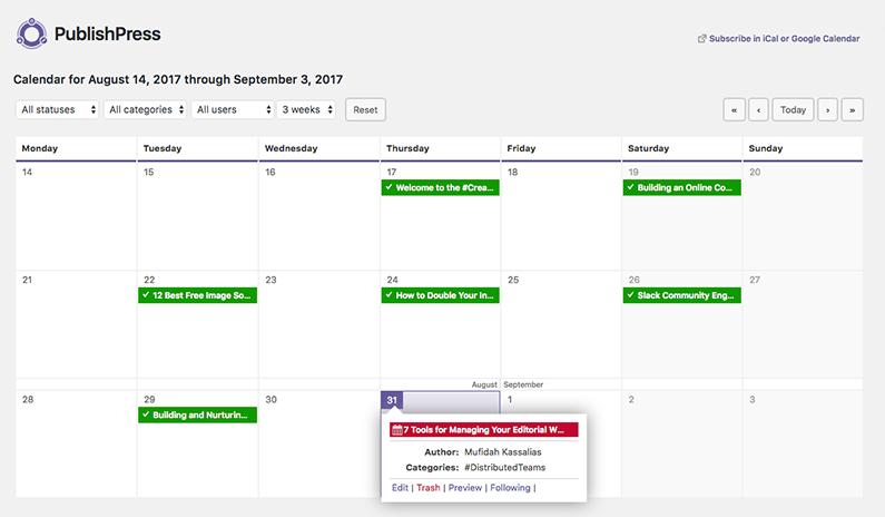 publishpress-content-calendar